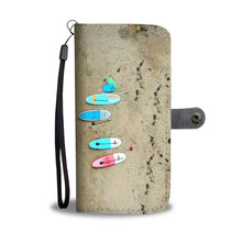 Paddle Board Wallet Case