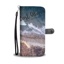Waves and Rock Cell Phone Case - Lost Above