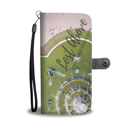 Buckingham Fountain Cell Phone Case - Lost Above