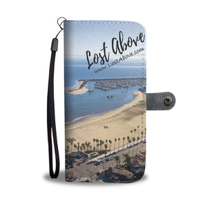 Stearns Wharf Cell Phone Case - Lost Above