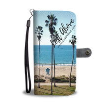 Palm Trees Cell Phone case - Lost Above