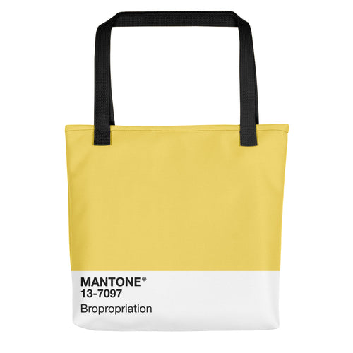 Bropropriation - Tote Bag