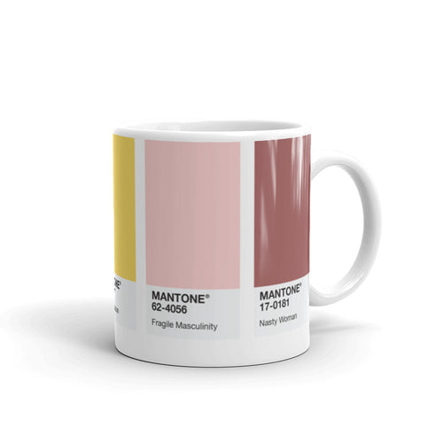 Colour Palette - Mug