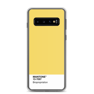 Bropropriation - Samsung Case