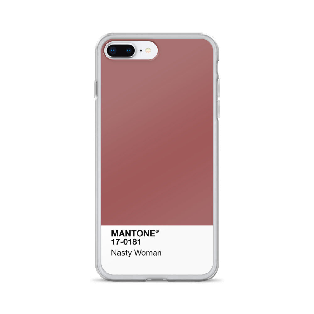 Nasty Woman - iPhone Case