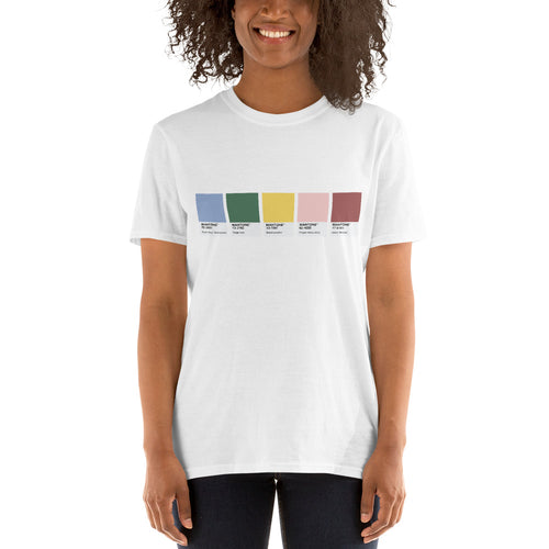 Full Palette - Short-Sleeve Unisex T-Shirt