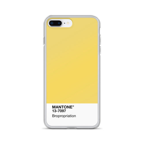 Bropropriation - iPhone Case