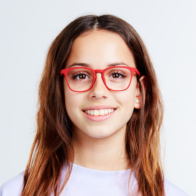 Dalston Ruby Red Girl - Computer glasses