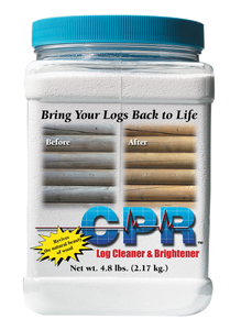 CPR Log Cleaner and Brightener