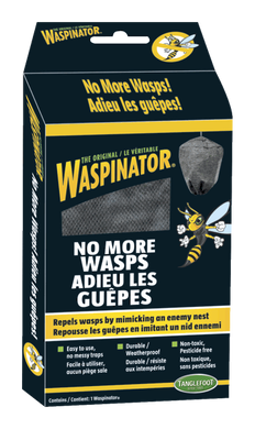 WASPINATOR Repels Wasps and Carpenter Bees