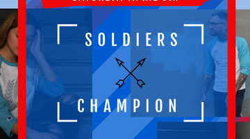 CHAMPION - SOLDIERS GEAR