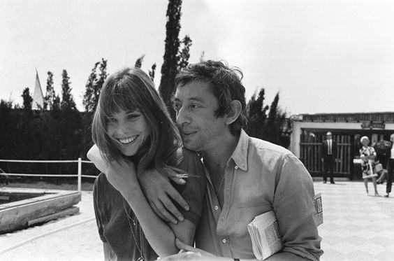 jane birkin and serge