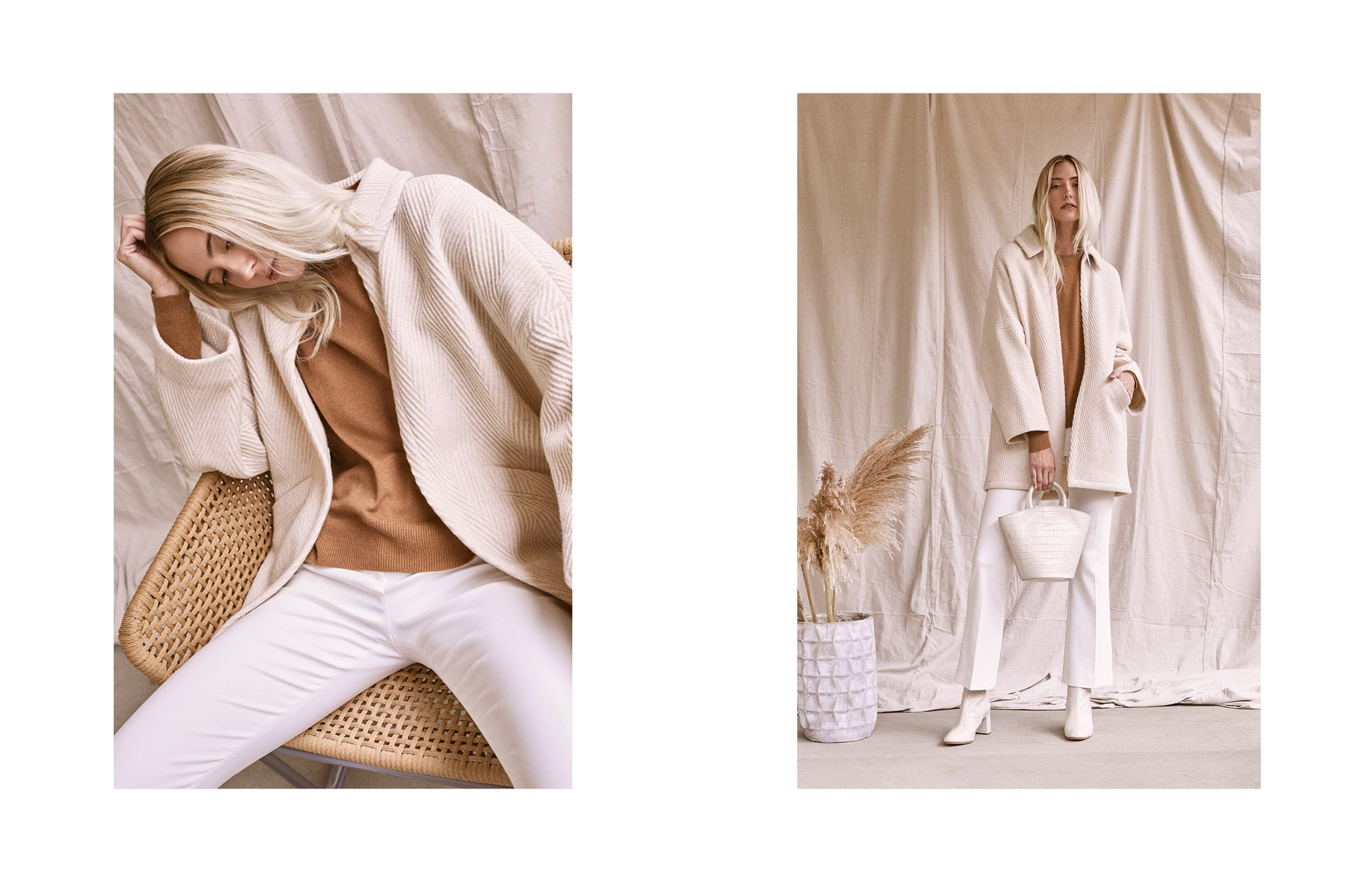 BEIGE LOOKBOOK