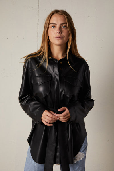 https://beigelr.com/collections/new-arrivals/products/nanushka-artha-vegan-leather-wrap-shirt-in-black