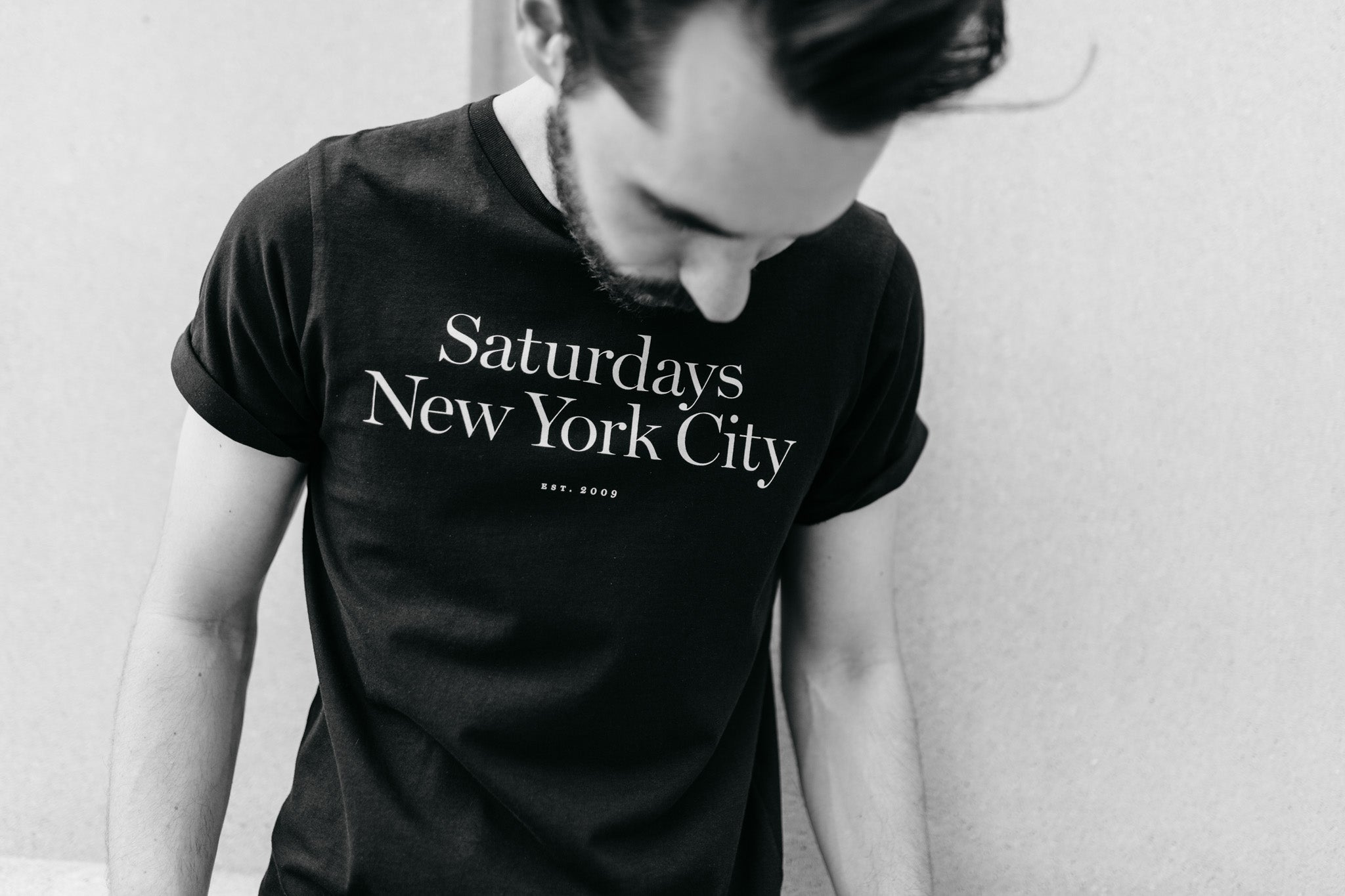 Brand Intro - Saturdays NYC - Matt