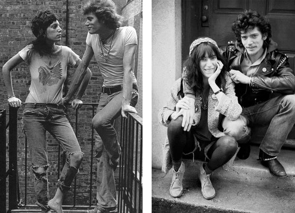 patti smith and robert