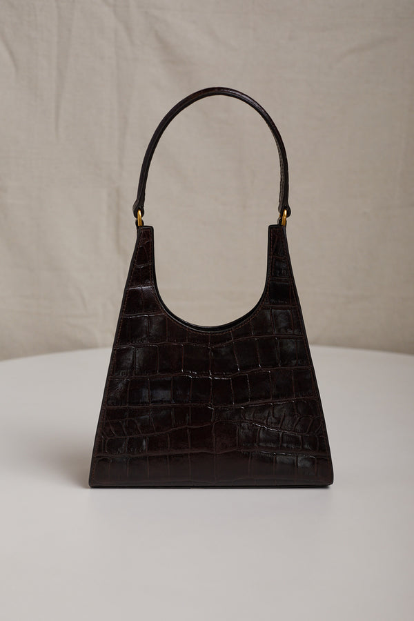 STAUD REY BAG IN BROWN