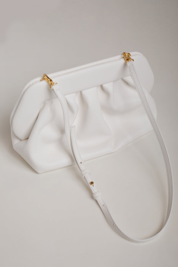 THEMOIRE BIOS BASIC BAG IN WHITE