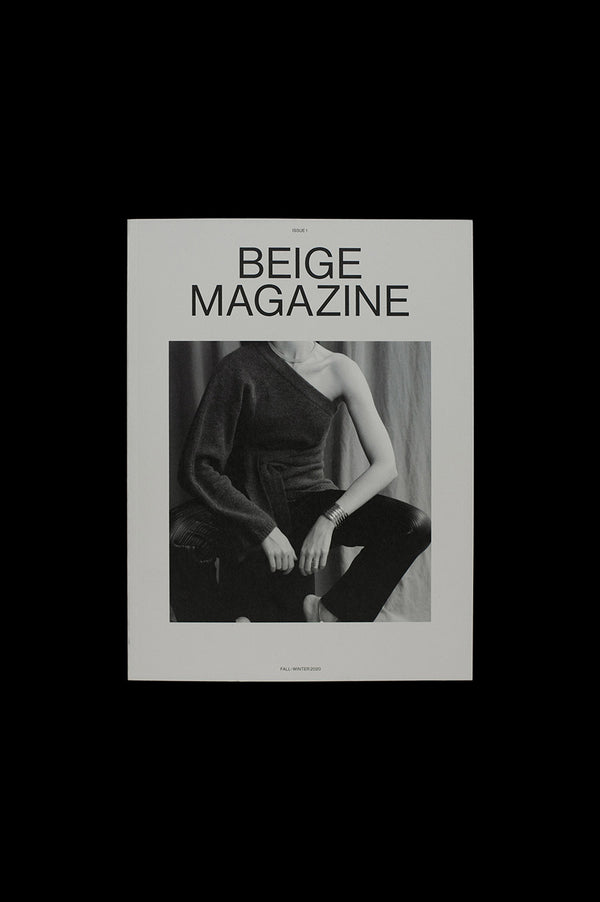 BEIGE MAGAZINE ISSUE 1