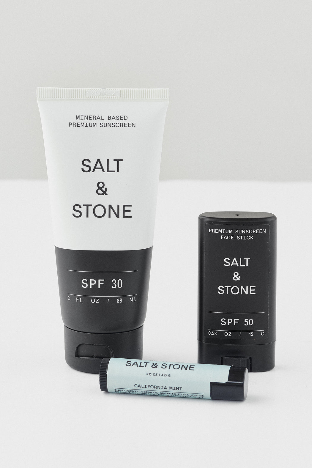 SALT & STONE SUNSCREEN LOTION SPF 30