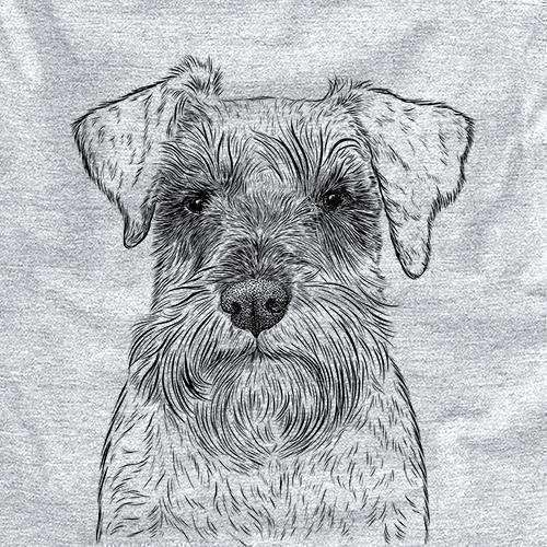 Smokey the Miniature Schnauzer