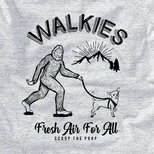 Walkies - Fresh Air For All