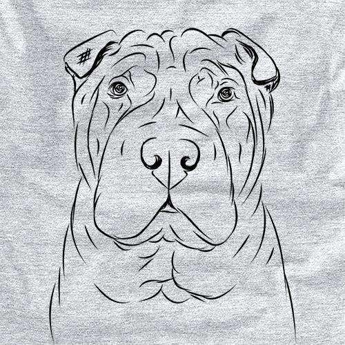 Sharpy the Shar Pei