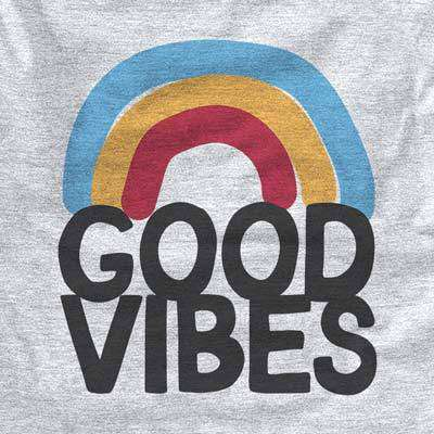 Good Vibes Rainbow