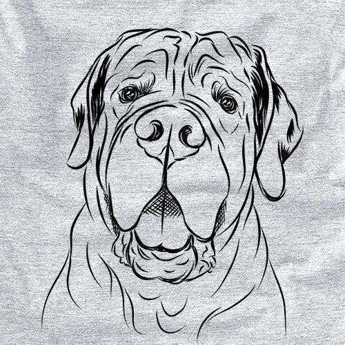 Tufton the English Mastiff