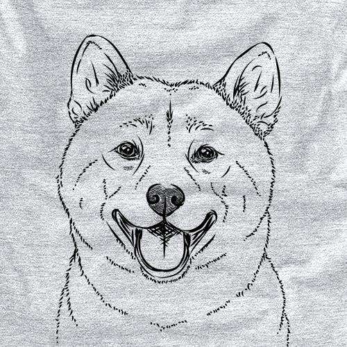 Hiro the Shiba Inu - Decal Sticker
