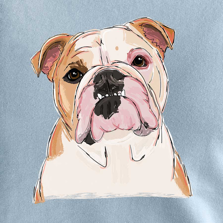 Denny the English Bulldog