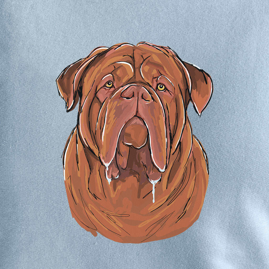 Mezcal the Dogue de Bordeaux