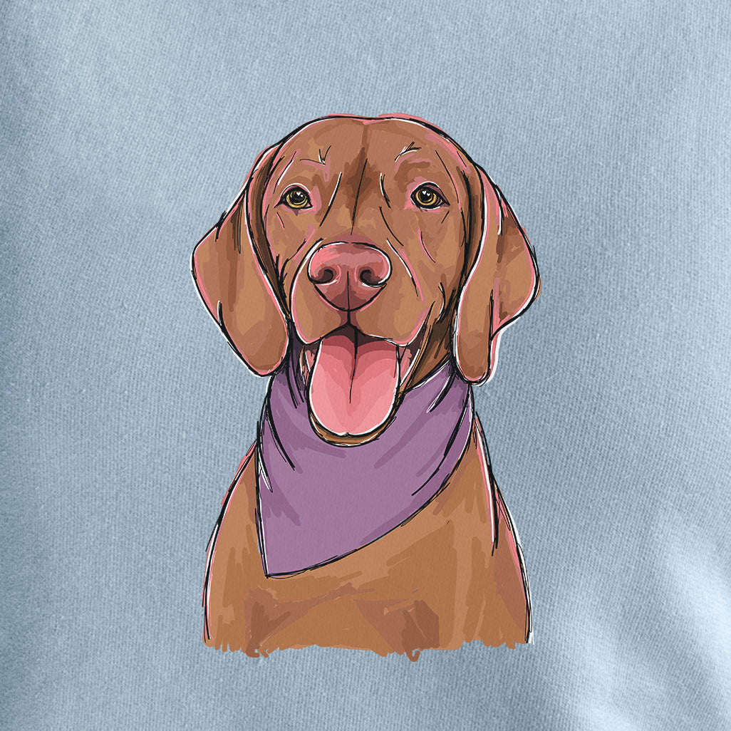 Myrtle Sue the Vizsla