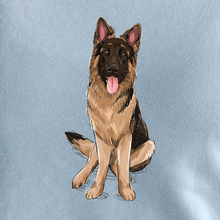 Theo the German Shepherd Pup