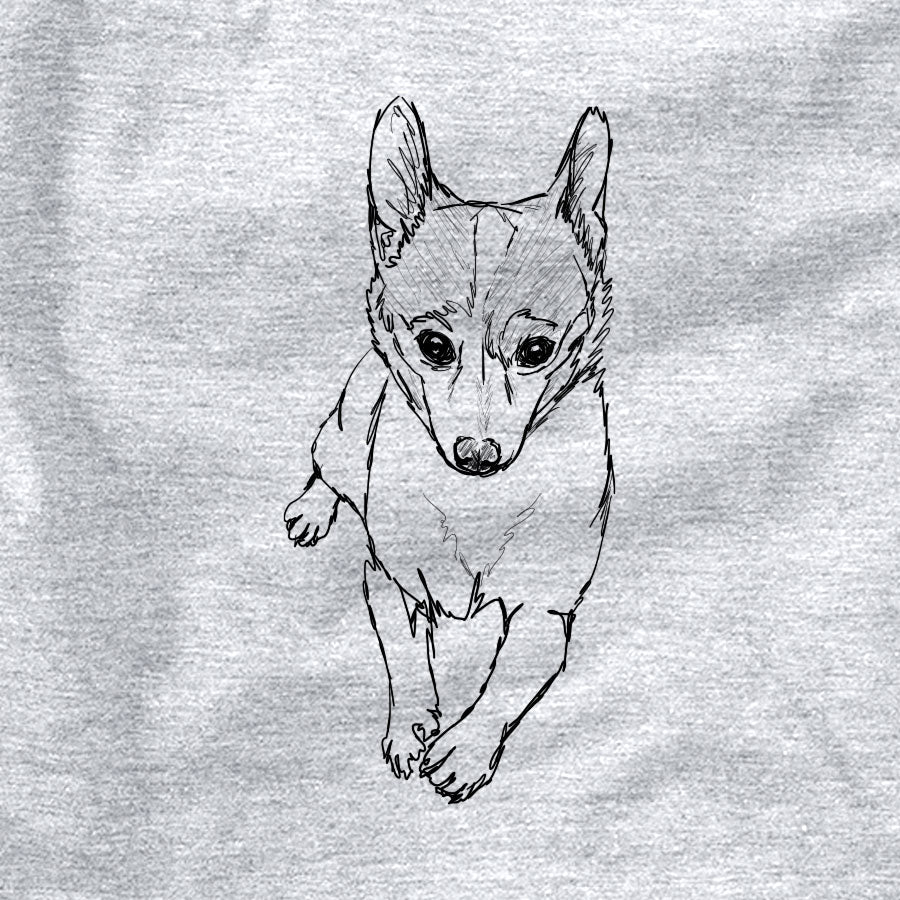 Doodled Buddy the Fox Terrier/Chihuahua