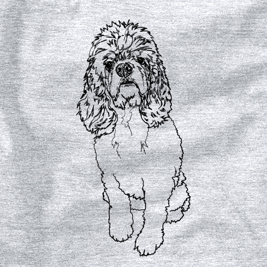 Doodled Dany the Cocker Spaniel