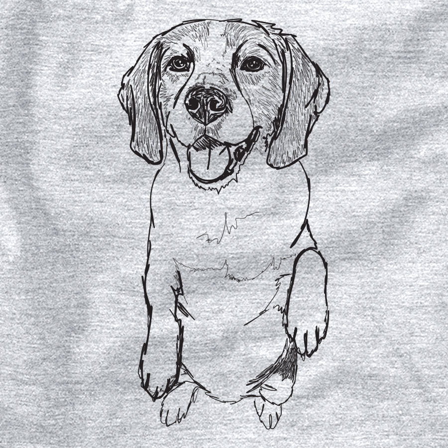 Doodled JimmyCharles the Beagle