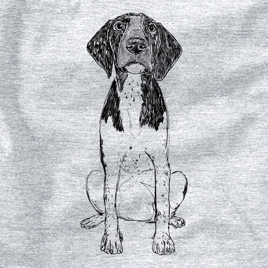 Doodled Winchester the German Shorthaired Pointer Puppy