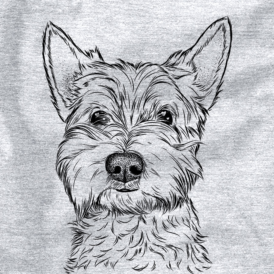 Grizel the West Highland Terrier