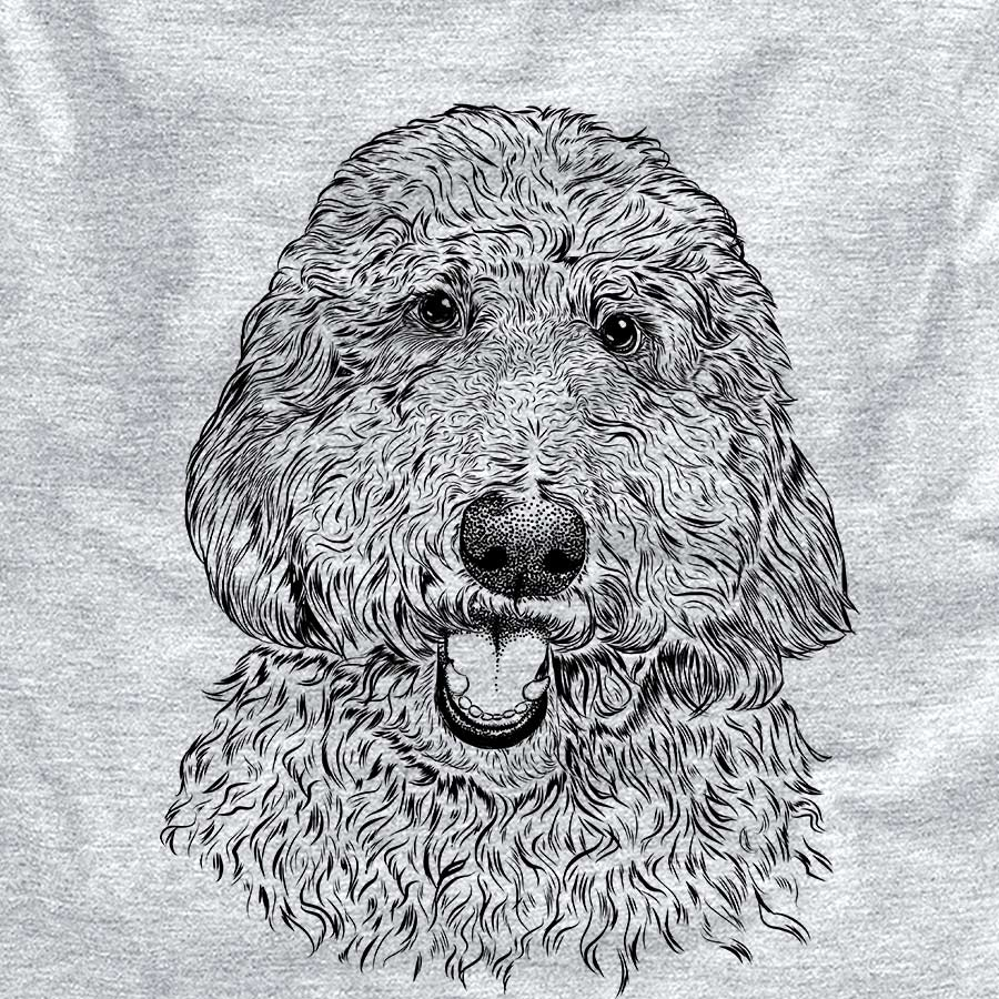 Whisper the Goldendoodle
