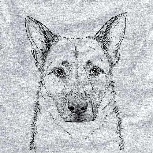 Oliverno the German Shepherd