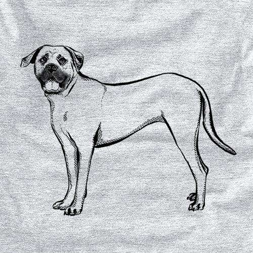 Halftone English Mastiff