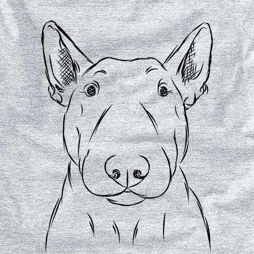 Jett the Bull Terrier