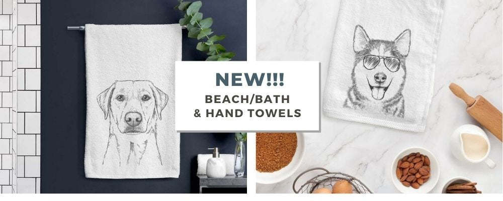 New! Limited Release Beach/Bath and Towels