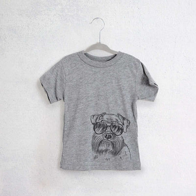 Wrigley the Schnauzer - Kids/Youth/Toddler Shirt