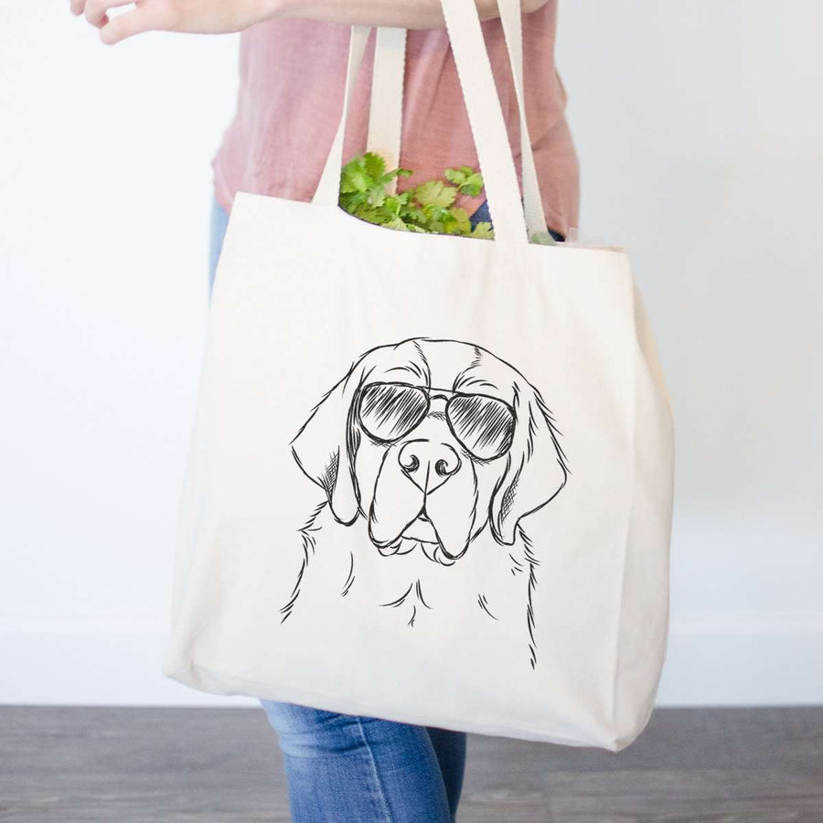 Barry the Saint Bernard - Tote