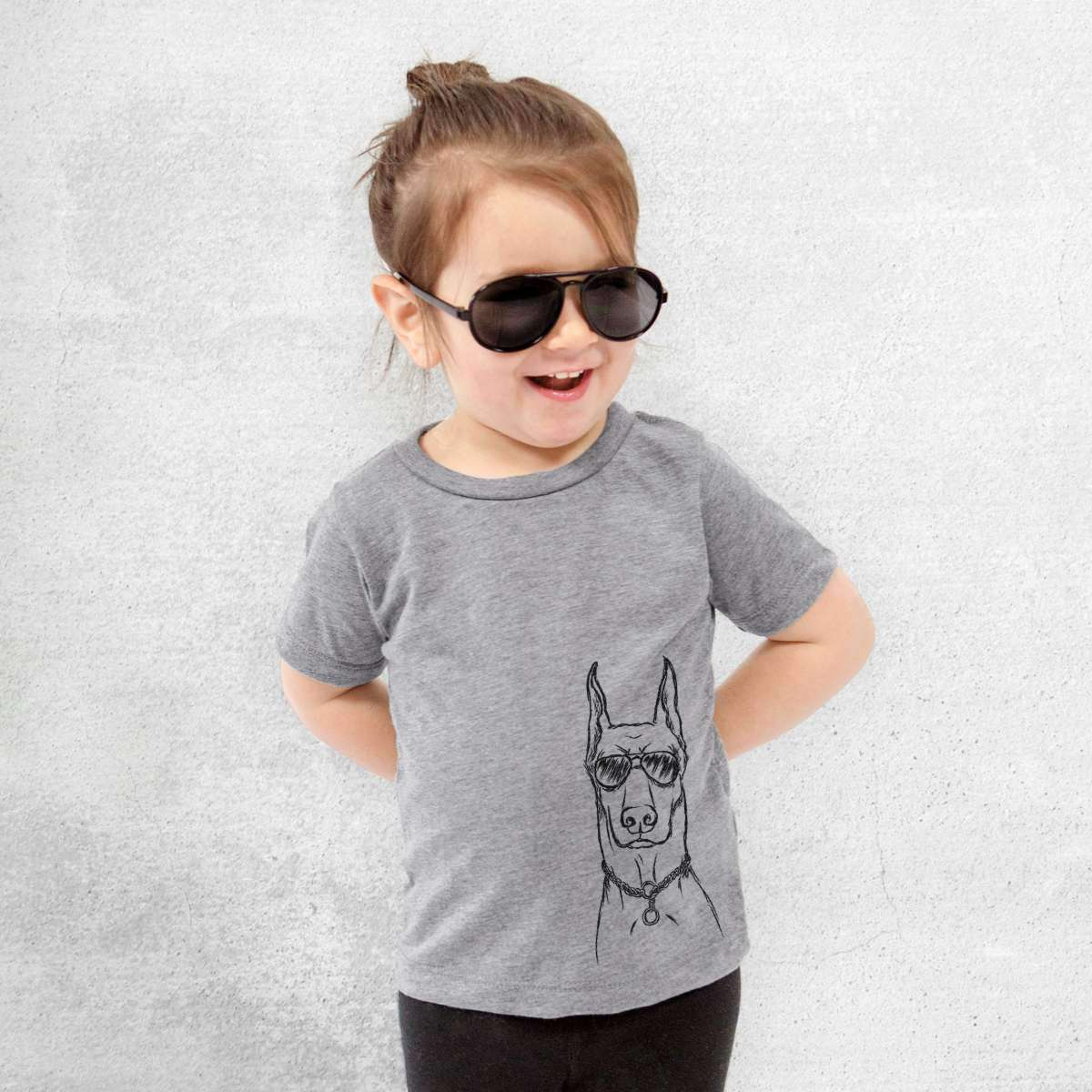 Ace the Doberman Pinscher - Kids/Youth/Toddler Shirt