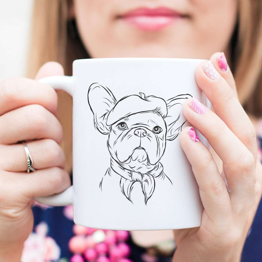 Pierre - French Bulldog - Mug