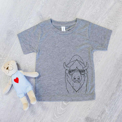 Billy the Bison - Kids/Youth/Toddler Shirt