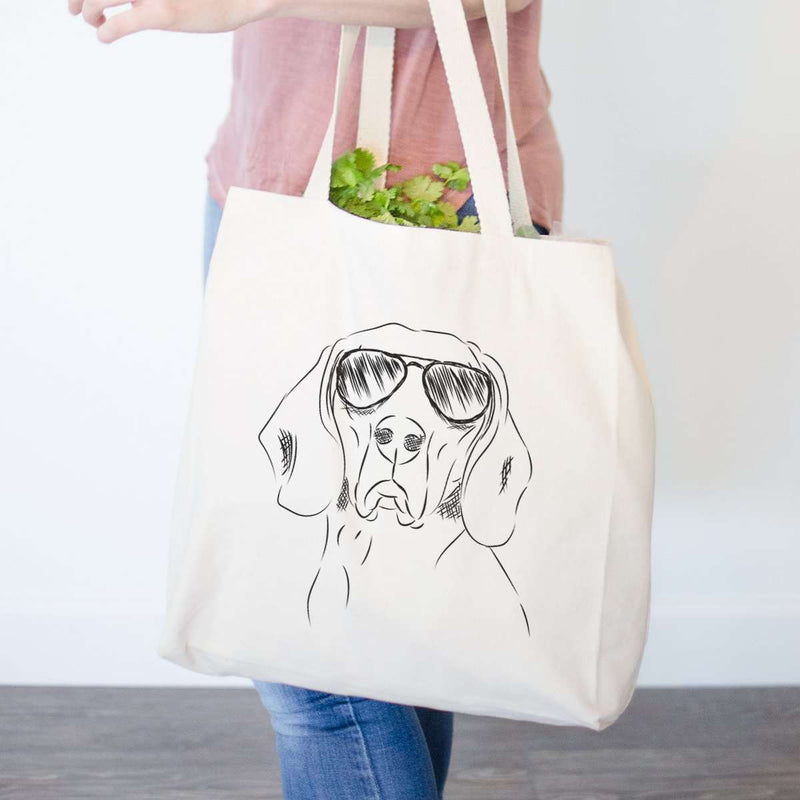 Sagan the Coonhound - Tote